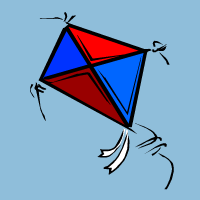 French activity: Count the Kites