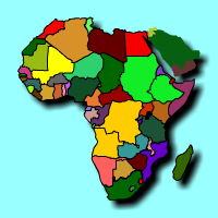 Learn the countries of Africa