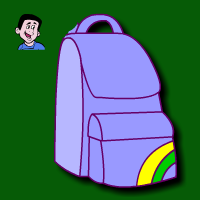 Conversations: Where is my backpack?