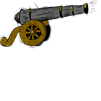 a cannon