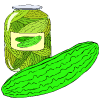 a pickle