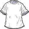 an undershirt